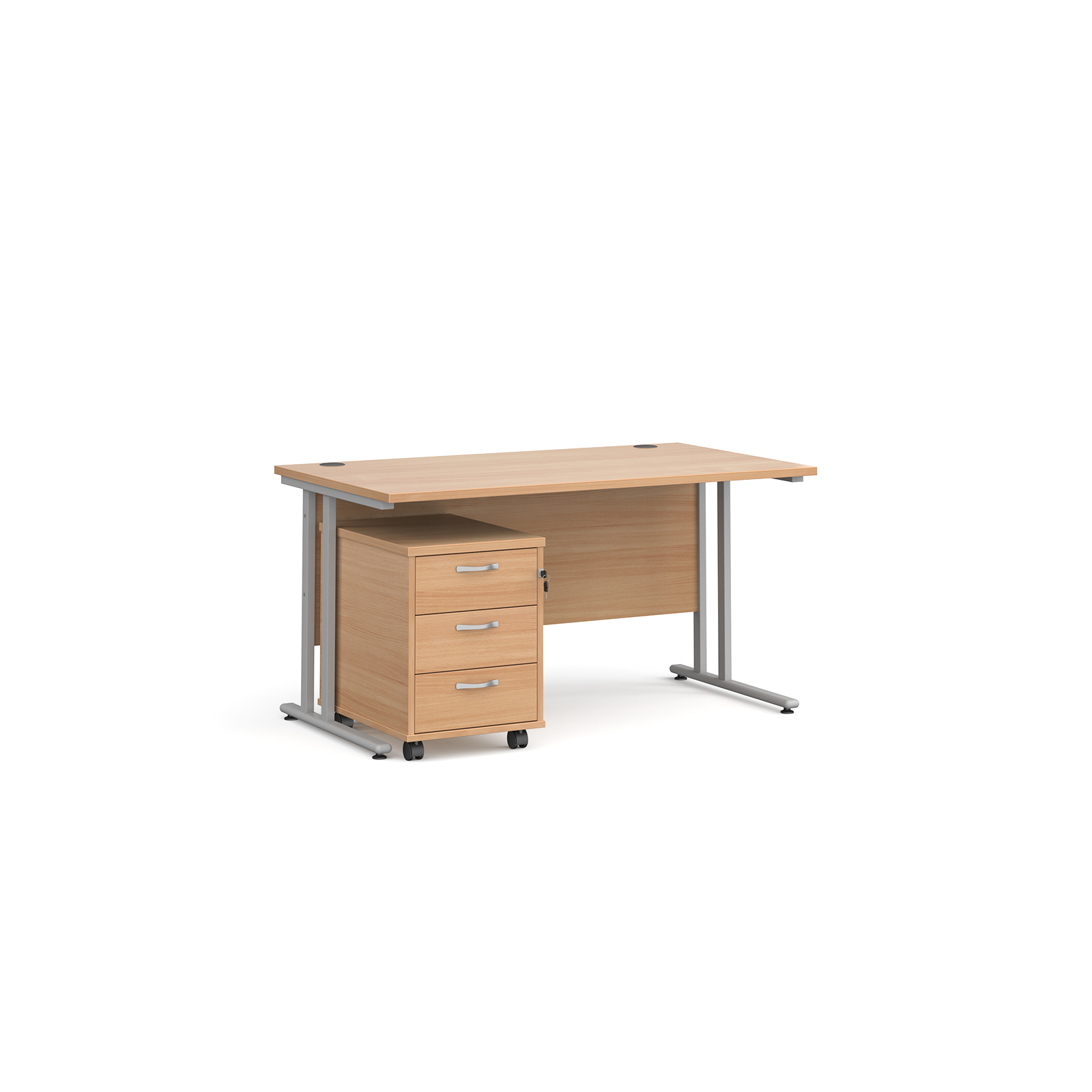 3 Drawer Pedestal Bundle Mr Office
